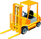 Forklift Truck Now Available for  Loading & Unloading