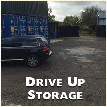 Chelmsford self storage - Drive up storage containers